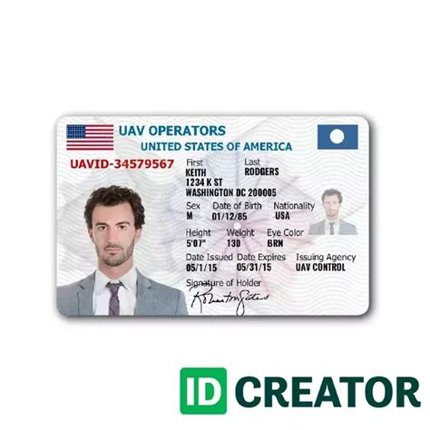 washington state id card template how to make a world s best employee id card for my company