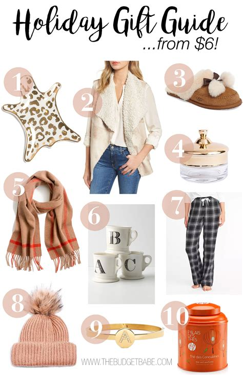 christmas gift guide archives clumsy chic the budget babe affordable fashion style blog