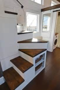 tiny living homes custom thow with double vanity sink and full kitchen here our knock out house the exterior embodies rustic