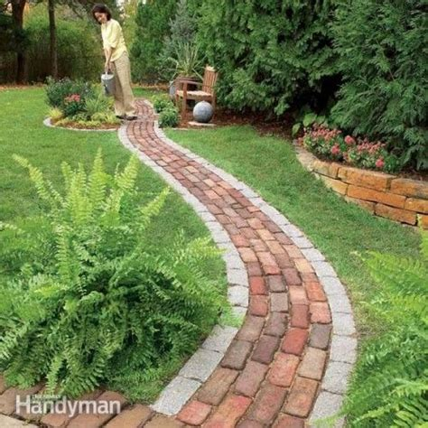 12 ideas for creating the perfect path landscaping ideas the 25 best ideas about garden paths on pinterest