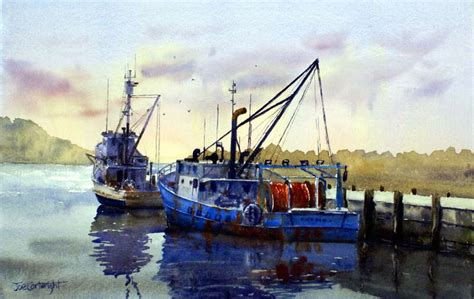 boat sales ulladulla watercolor paintings for sale by joe cartwright