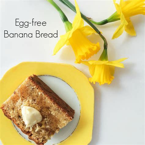 Oh Banana recipe egg free banana bread oh creative day