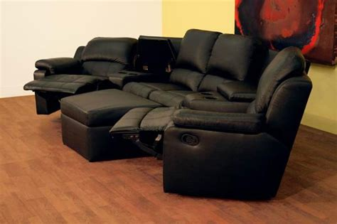 brando home theater seats curved row