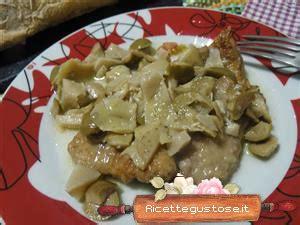 cucinare fegato fegato gustoso con carciofini ricetta fegato gustoso con
