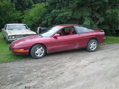 1993 Ford Probe by 1993 Ford Probe Weight