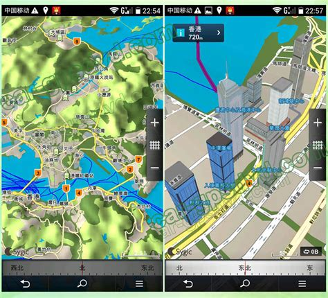 sygic car gps navigation map apk for android system sygic car navigation map apk