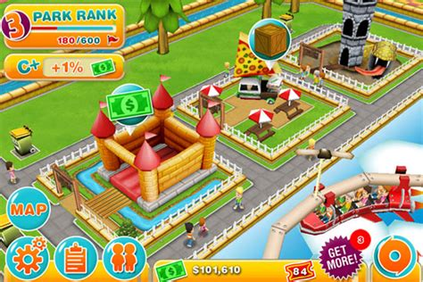 theme park video game theme park coming to iphone ipad this year get your