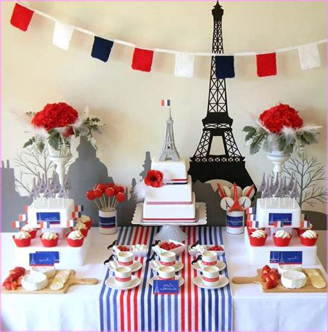 themed birthday party uk paris themed party decorations uk home design ideas