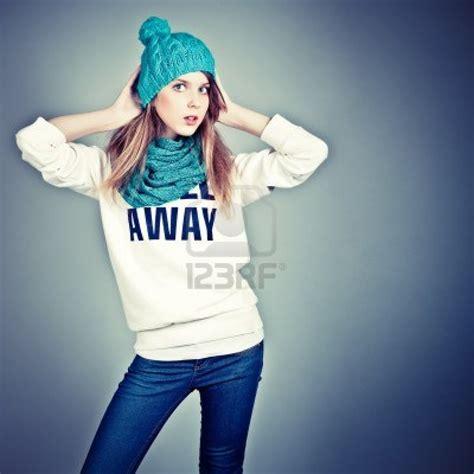 imagenes de invierno con personas moda