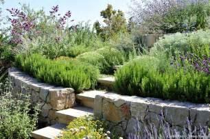 am 233 nager un jardin en terrasses d 233 tente jardin