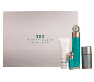 perry ellis 360 set s fragrance gift sets 360 for by perry ellis