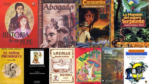 libro dulceida gua de novelas escritas por guatemaltecos que todos los chapines