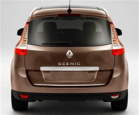 Trunk Lid Belakang Grand Yaris Chrome 1 renault grand scenic rear chrome trunk lid trim rear chrome trim