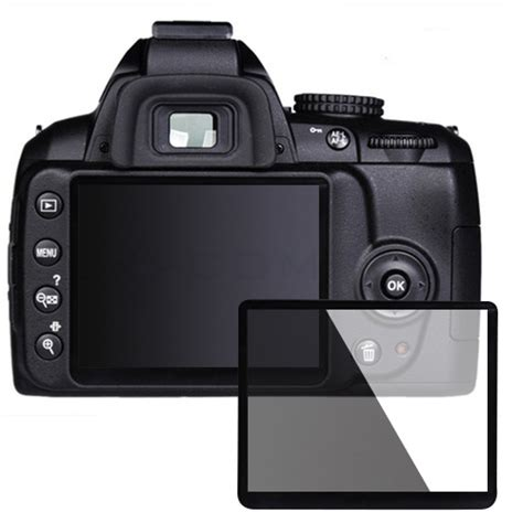 Canon Screen Protector For 650d ggs lcd optical glass screen protector for canon eos 650d