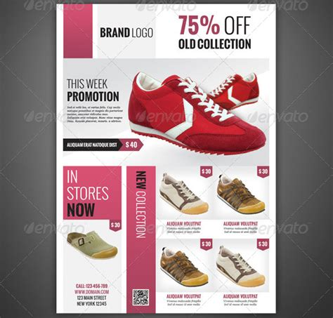 product flyer template product flyer design templates images
