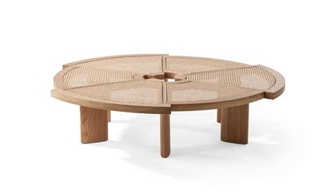 Cozi Furniture by Reedition Of Rio The Coffee Table By Charlotte Perriand