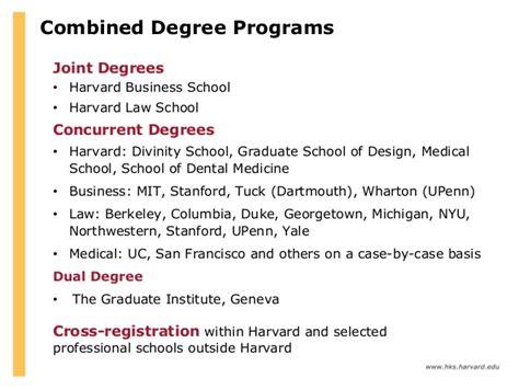 Nyu Mba Mpa Dual Degree by Harvard Kennedy Schol Sess 227 O Informativa Sobre Bolsas De