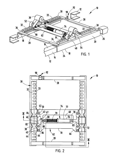 fifth wheel parts diagram patent us8342557 fifth wheel slider assembly