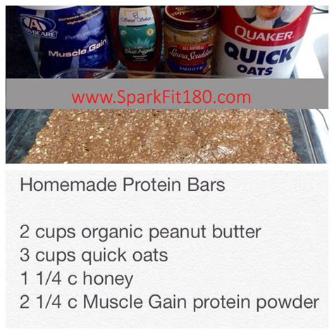 1000 ideas about homemade protein bars on pinterest advocare homemade protein bars and protein bars on pinterest