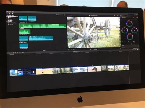 final cut pro rumors final cut pro x 10 4 coming later this year with improved