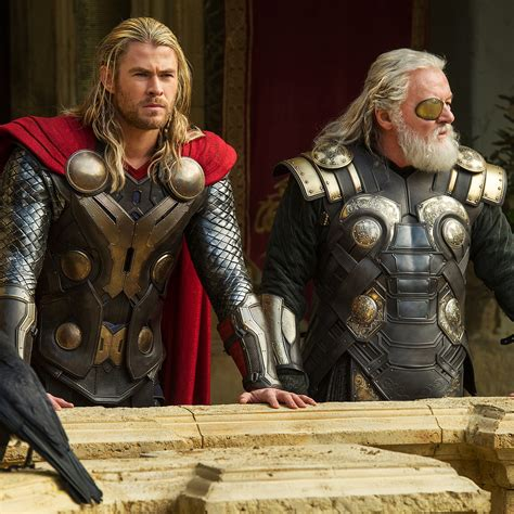 film thor odin thor 2 gets up close with comic villain algrim kurse in