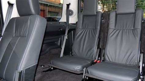 land rover lr4 interior 3rd row 2016 land rover lr4 luxury review wheels ca
