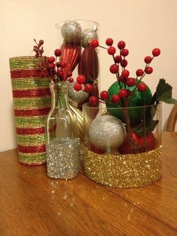 Glitter Sticks For Vases by Easy Centerpiece Glitter Vases Decor