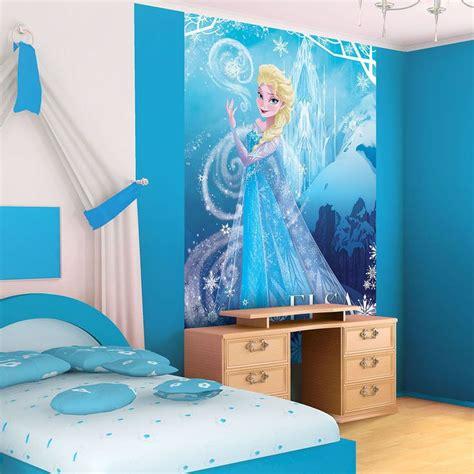 disney frozen wallpaper mural details about disney frozen elsa portrait photo wallpaper