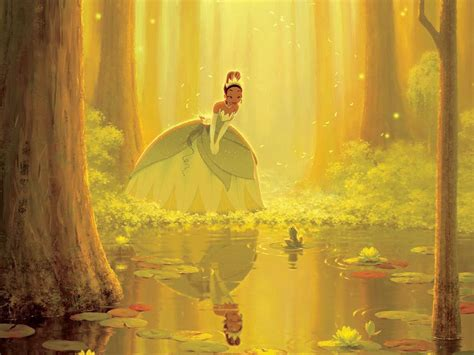 The Princess And The Frog Wallpaper Kotakgame Princess And The Frog Images