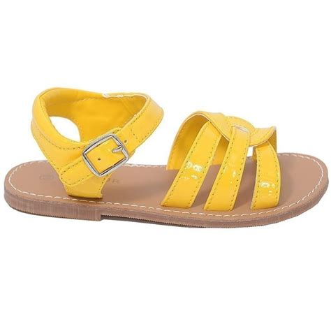 yellow toddler shoes l amour patent yellow woven summer sandals toddler