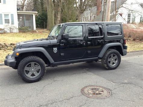 used jeep rubicon 4 door jeep wrangler rubicon black 4 door www imgkid com the