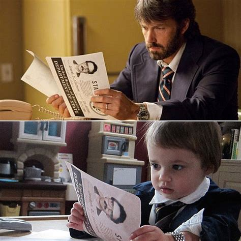 Oscar Nominations Are In Baby by Pictures Of Baby Impersonating Oscar Best Picture Nominees