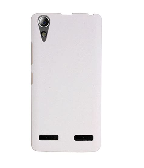 Cover Hp Lenovo A6000 hermit back cover for lenovo a6000 white buy hermit