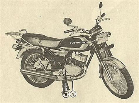 Ind Suzuki Suzuki 2 Stroke Motorcycles The Rise And Fall Of Legends