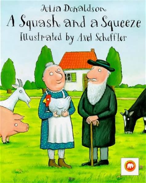 Children's Books   Reviews   A Squash and a Squeeze   BfK
