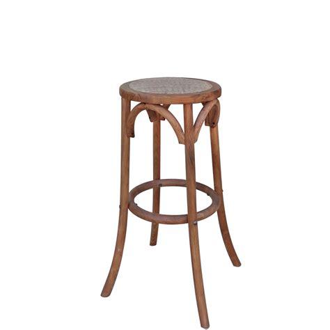 The Range Breakfast Bar Stools by Sanura Bar Stool Honey Oak