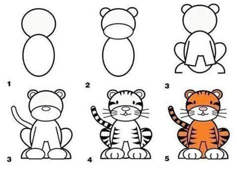 imagenes tumblr para dibujar paso a paso c 243 mo aprender a dibujar animales paso a paso im 225 genes videos