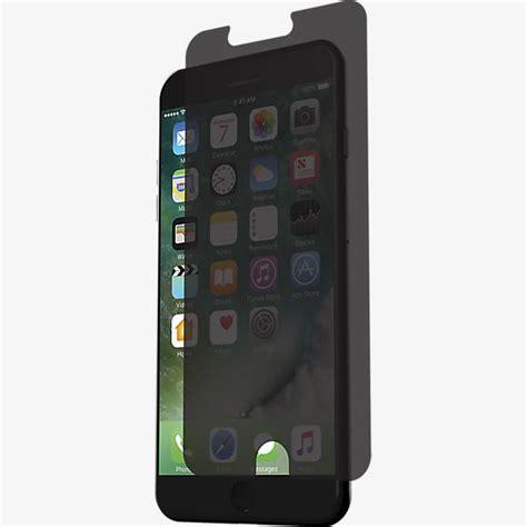 zagg invisibleshield privacy glass for iphone 8 plus 7 plus 6s plus 6 plus verizon wireless