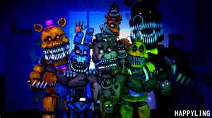 Sfm fnaf five nights at freddy s 4 by happyling on deviantart