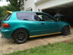 1994 honda civic eg hatchback race car for sale photos