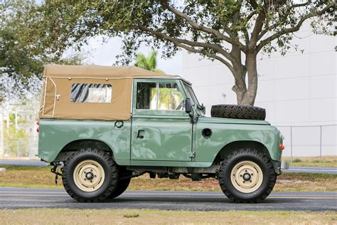 land rover series 3 off frame off restoration 1973 land rover series iii swb