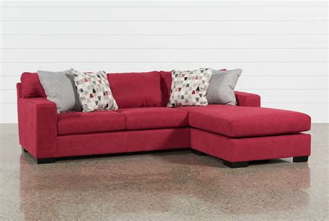 living spaces chaise sofa collins sofa with reversible chaise living spaces