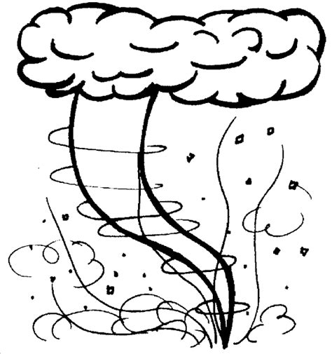 Tornado Coloring Pages To Print Coloring Pages Tornado Coloring Pages