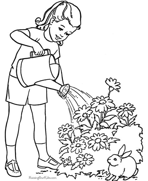 Printable Christmas Coloring Pages For Freel