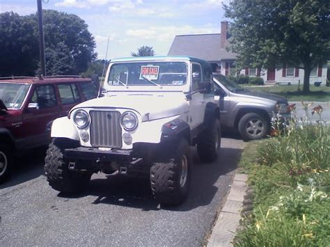 Lifted Jeep Cj7 For Sale 1984 Lifted Cj7