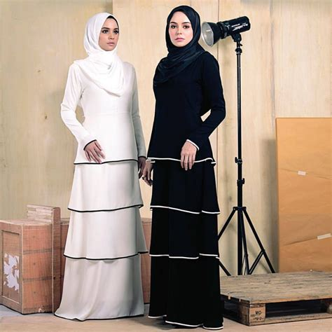 Abaya Hindun Murah hildebrand x jubahsouq fesyen tips penjagaan