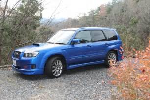 Subaru Forester 2005 Sti 2005 Subaru Forester Sti Aret Cars Japan