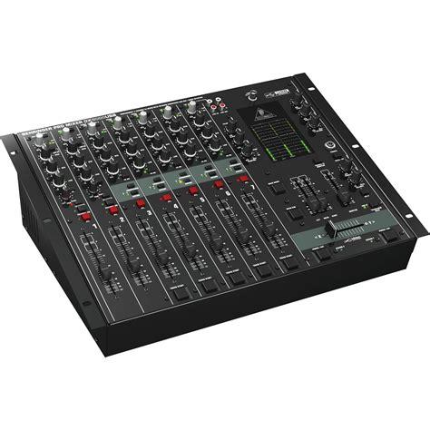 table de mixage usb behringer behringer dx2000usb professional 7 channel dj mixer dx2000usb