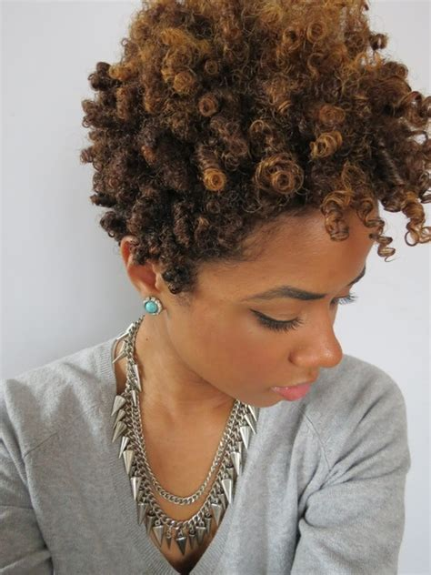 how to taper short natural hair shaped tapered natural hair cuts the style news network