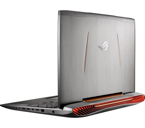 Asus Republic Of Gamers Laptop Mercadolibre asus republic of gamers g752vy t7049t 17 3 quot gaming laptop silver deals pc world